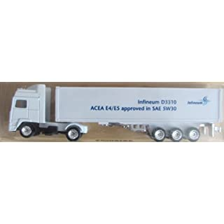 Infineum Nr D3310, ACEA E4-E5 approved in SAE 5W30 - Volvo F12 - Sattelzug