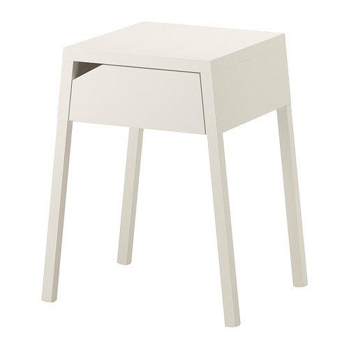 Ikea SELJE–Mesita de Noche, 46x 37cm