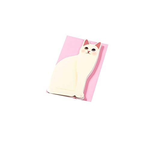 Freier Raum danken Sie Karten Katze Karten Karten Grußkarten mit den Umschlägen eingeschlossen-Happy New Year Weihnachten Baby-Dusche Business-Jahrestag Brautparty One-Pack-Zufall Stil (Karten Danken Baby-dusche Ihnen)