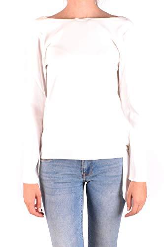 Ralph Lauren Luxury Fashion Damen MCBI35832 Weiss Pullover | Jahreszeit Outlet