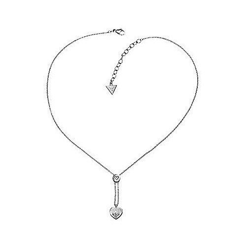 Guess stainless steel collection acciaio inossidabile collana con ciondolo a forma di cuore zirconi usn81004prezzo consigliato 135& # x20ac;
