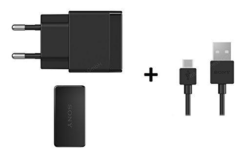 Cavo di ricarica originale per caricabatterie Sony EP880, alimentatore EC803 per Xperia Z5 Z4 Z3 Z2 Z1