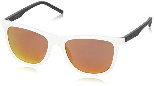 Polaroid Unisex-Erwachsene PLD-2049-S-6HT-OZ Sonnenbrille, Weiß (Blanco), 55