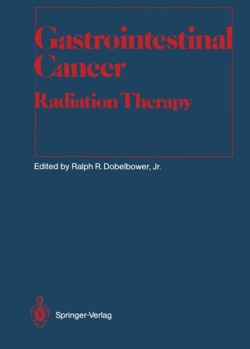 Gastrointestinal Cancer: Radiation Therapy (Medical Radiology) (1990-01-01)