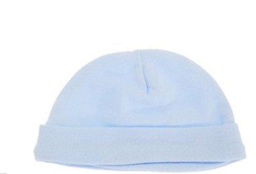Chapeaux de bébé garçon Bleu – 0/3 mois