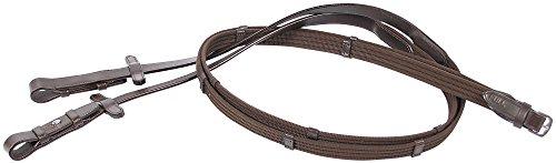 Harry\'s Horse 28400000-03cob Zügel, Gurtband - Cob, M, braun