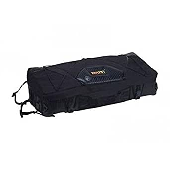Coffre souple kolpin quad type valise noir - Kolpin KL2016