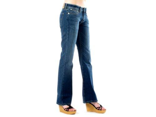 Levis® 529 Bootcut-Jeans in Dunkelblau