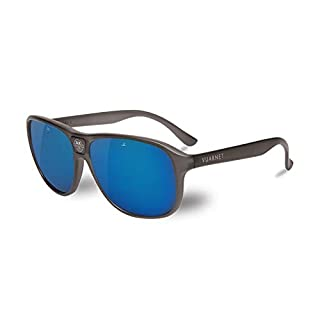Vuarnet 003 Gris Mat - Grey Polar Blue Flashed