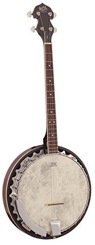 Barnes & Mullins Tenorbanjo, perfekt Series 4Saiten, BJ304Tenor-Banjo