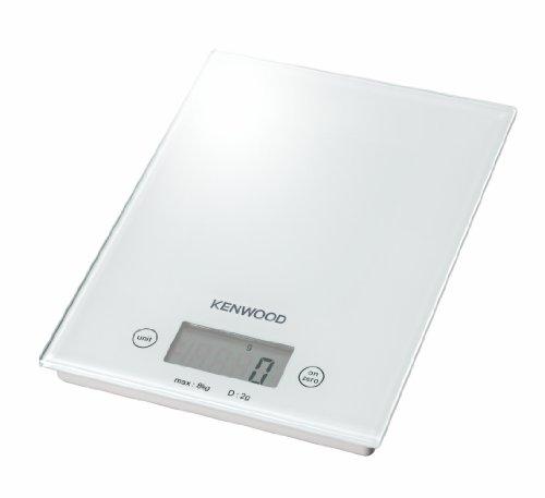 Kenwood BILANCIA DA CUCINA DS401.W 0WDS401001 bilancia elettronica capacità fino a 8kg.