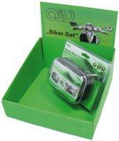 AIV Navi Biker Set (Tasche, Displayschutzfolie, Halterung)