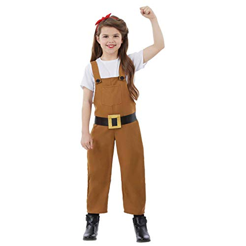 Fun Shack FNK4463L Kostüm, Land Girl, Large