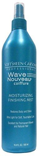 Soft Sheen-wave Nouveau (Softsheen Carson Wave Nouveau Moisturizing Finishing Mist 500ml)
