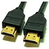 HDMI-Kabel (für Raspberry Pi, HDMI-Stecker auf HDMI-Stecker (1 Meter)
