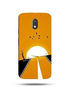 alDivo Premium Quality Printed Mobile Back Cover For Moto E3 / Motorola Moto E (3rd Generation) / MotoE3 / Moto E3 Power Back case cover (MKD132)