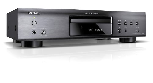 Reproductor CD Denon DCD-720 AE Color Negro