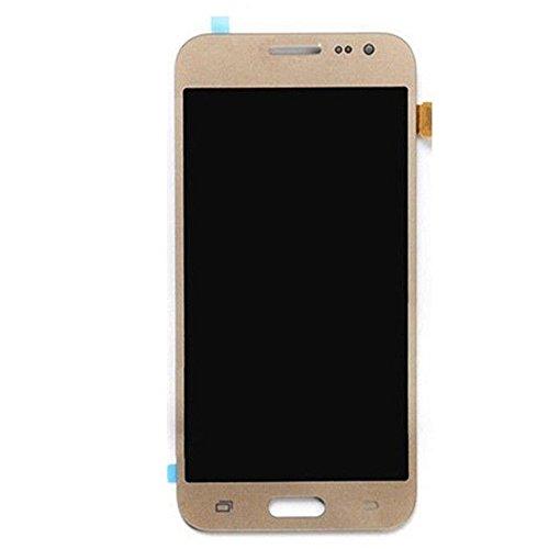 VANKER Pantalla LCD Pantalla táctil Asamblea digitalizador (For Samsung Galaxy J3 2016 J320 Series J320P J320M J320F J320FN)_Galaxy J3 2016 Oro