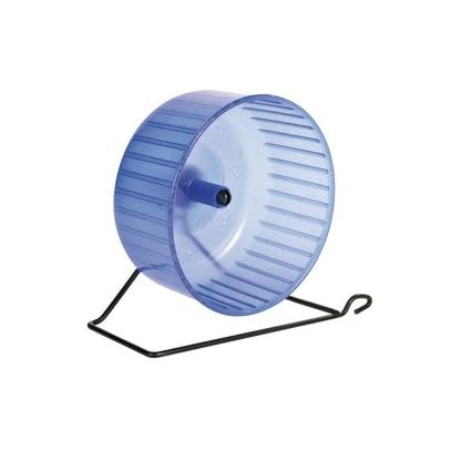 Trixie Plastic Exercise Wheel, 16 cm 1