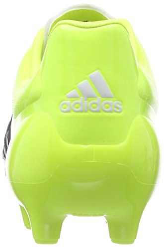 adidas Control High Fg/ag, Chaussures de Football homme Jaune (solar Yellow/ftwr White/core Black)