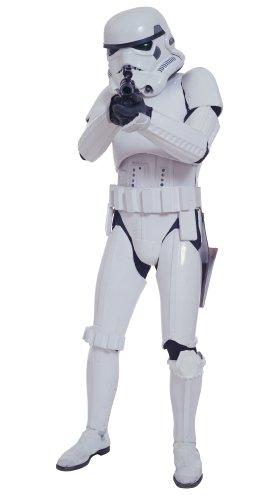 ABYstyle Star Wars - Pegatina de Vinilo de Soldado Imperial (Stormtrooper) de La Guerra de Las Galaxias a tamaño Real (1,80 m) - Star Wars: Plancha Pared Tropa