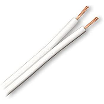QED Classic 79 Strand Speaker Cable 10m (White)