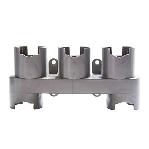 Preisvergleich Produktbild LouiseEvel215 Accesorios de repisa para equipos de almacenamiento para Dyson V7 V8 V10 Absolute Brush Tool Boquilla de montaje de Base Aspiradora Piezas