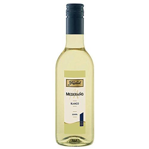 12 Flaschen Spanischer Freixenet Mederano halbtrocken, weiß a 0,25L Picollo