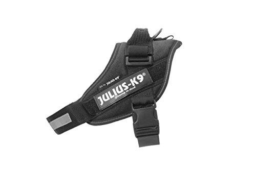 JULIUS-K9, 16IDC-P-0, IDC-Powergeschirr, Größe: 0, Schwarz - 2