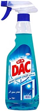 DAC Glass Cleaner, 650 ml
