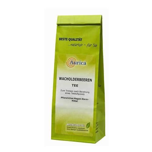Wacholderbeeren Tee (WACHOLDERBEEREN Tee Aurica 80 g Tee)