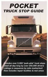 Road Life Life Life Publications Pocket Truck Stop Guide by ROADLIFE PUBLICATIONS | Vente En Ligne