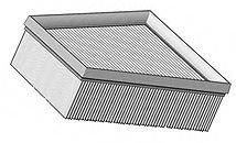 Preisvergleich Produktbild MAPCO 60814 Luftfilter