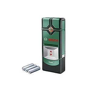 Bosch Truvo – Detector digital (3 pilas AAA, profundidad de detección máx.: 70 mm, estuche)