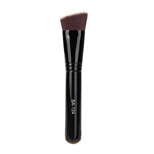 Demiawaking multifonction Cosmétique Brosse Maquillage Contour Fond de teint poudre Blush Fond de teint Outil