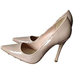 Schuhe Top Shop Klassische Pumps Business Nude 39 Gr.