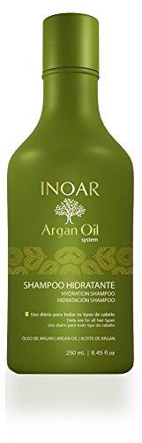 Inoar Home Care Argan Oil Shampoo Hidrantante 250 ml
