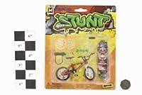 Dedo Stunt Bike & Monopatín fijan con accesorios de TOYLAND