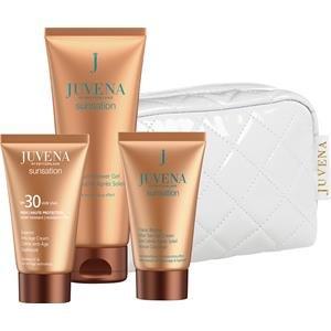 Juvena Pflege Sunsation Kennenlern-Set After Sun Shower Gel 100 ml + Superior Anti-Age Cream SPF 30 + Superior Anti-Age Lotion SPF 30 1 Stk.