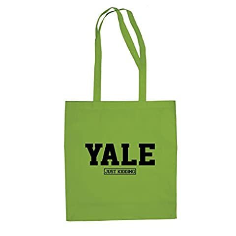 Yale Just Kiddung - Stofftasche / Beutel, Farbe: