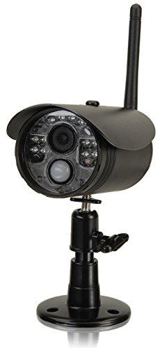 Switel COIP150 IP-Überwachungskamera Outdoor HD, WLAN, IR Nachts...