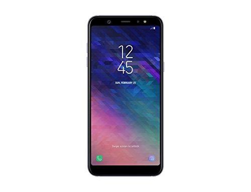 Samsung Galaxy A6+ Smartphone, 32 GB Espandibili, Dual Sim, lavanda. Versione Italiana, 2018
