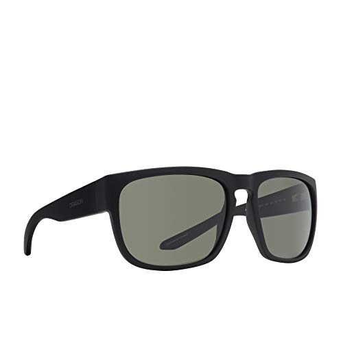 Dragon Rune XL Sunglasses One Size Matte Black ~ G15