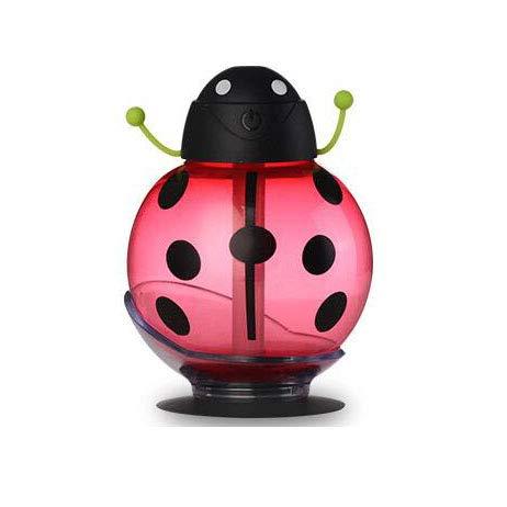 Smotly Humidificador,ionizador purificador Aire,Forma de Escarabajo perfumado aceites Esenciales ambientador...