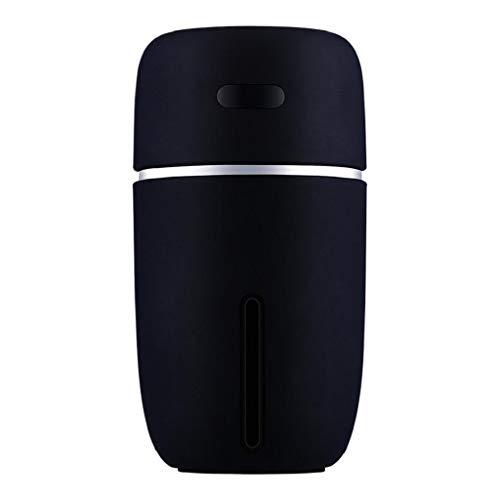 TUDIO Humidificador del Aire de la charca de la Fuente de Agua de Fogger del Fabricante de la Niebla 12LED