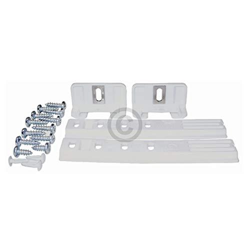 Set di montaggio universale per porte a traino e freezer