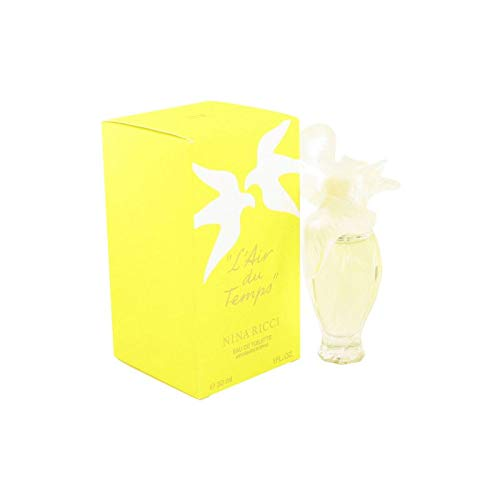 Nina Ricci L' Air du Temps femme / woman, Eau de Toilette, Vaporisateur / Spray 30 ml, Glasflasche, 1er Pack (1 x 30 ml)