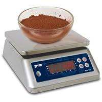 Báscula de baño impermeable para profesiones de la alimentaria–30kg/2G