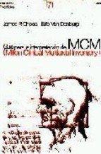 Guia para la interpretacion del mcmi (Evaluacion Psicologica/ Psychological Evaluation) por Choca/van Denburg