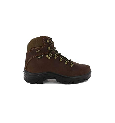 BOTA CHIRUCA POINTER COLOR MARRON GORE-TEX (40)